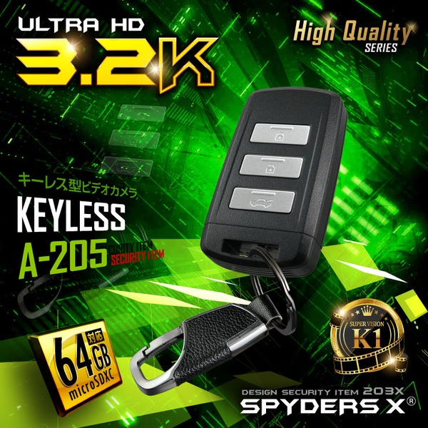 A-205/3.2K高解像度/高画質モデル/64GB