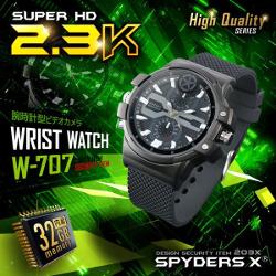 高解像度2.3K/32GB内蔵/オールブラック/ラバーバンド/スポーツモデル