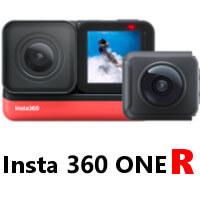 insta 360 one r